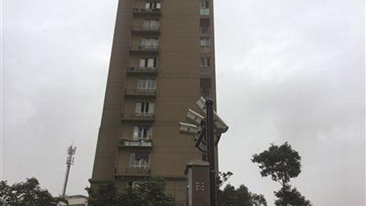 Residences add cameras to record falling objects