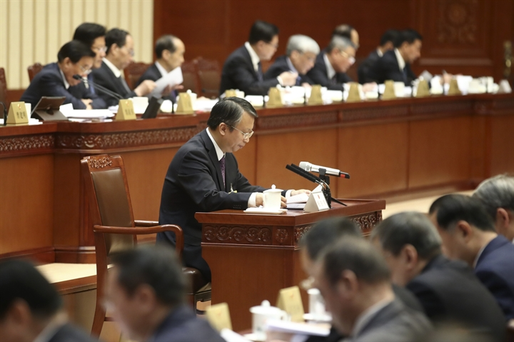 Lawmakers deliberate China's first ever civil code