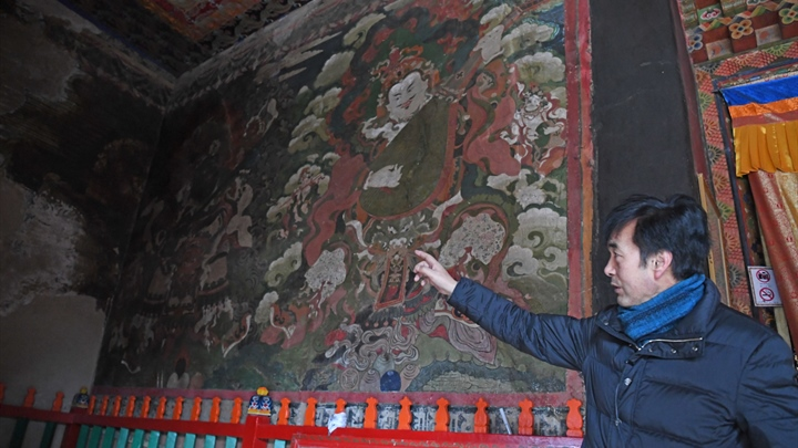 Restoration project of Labrang Monastery near completion in Gansu