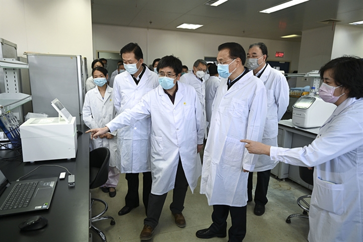 World leaders positively evaluate, support China's fight against virus outbreak