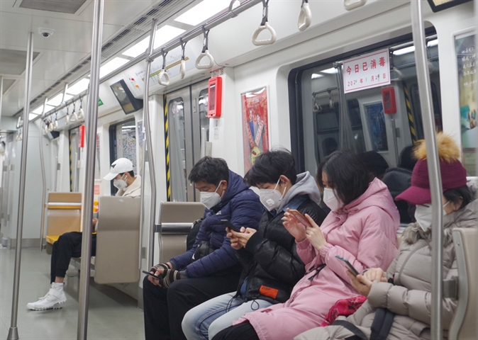 Beijing subway stations adopt thermal monitors for safe, quick entrance