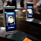 China's first facial recognition thermometers installed on buses