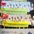 Chinese national team highlights oriental features, sustainability in Culinary Olympics