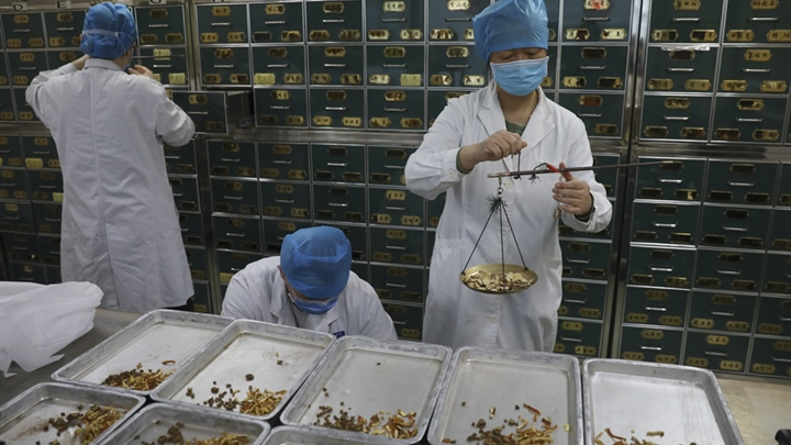 Two-thirds of coronavirus patients in Hubei receive TCM treatment