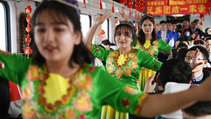 China resolutely opposes groundless accusations on Xinjiang-related issues: Chinese envoy