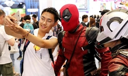 Major comics, games expo opens in Shanghai
