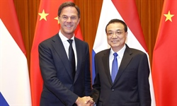 Li offers support to Dutch PM