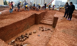 Over 1,000-year-old tomb found in north China