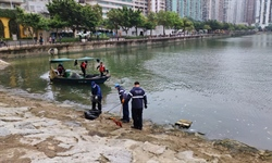 Surface water use rises in China: research