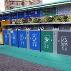 Face recognition helps Beijing's garbage sorting