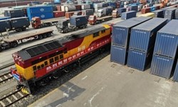 Europe-Chongqing freight trains make over 800 trips in Jan.-June