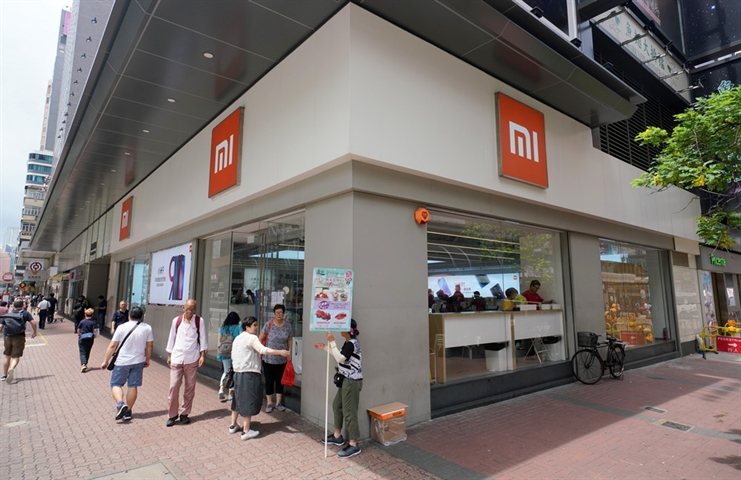 Tech giant Xiaomi reports 13.6 pct revenue growth in Q1