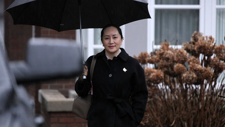 China urges Canada to immediately release Meng Wanzhou
