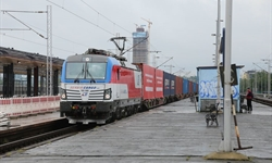 China stresses efficient China-Europe rail freight transport in virus fight