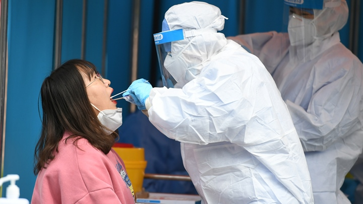 Hubei ramps up virus screening