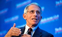 Fauci 'cautiously optimistic' for COVID-19 vaccine by late 2020, early 2021