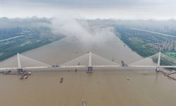 5th Yangtze River Bridge finishes closure in Nanjing