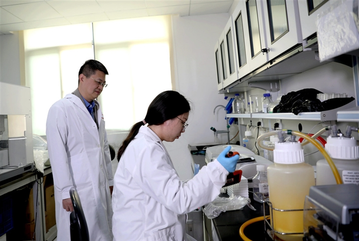 Home-developed breast cancer drug first prescribed in China