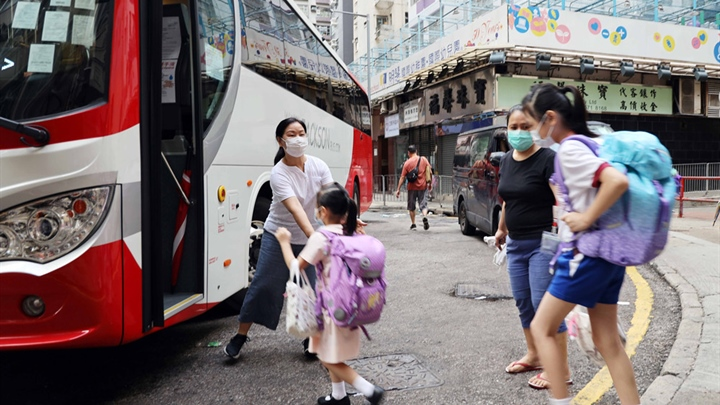 Hong Kong schools to begin summer vacation earlier amid resurgence of COVID-19 cases