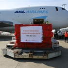 King of Belgium appreciates COVID-19 relief efforts made by Liege Airport, Alibaba