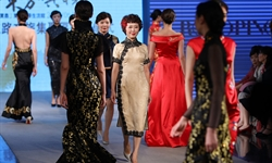 A stitch in time keeps qipao tradition alive