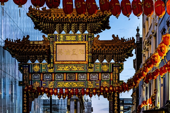 "London Chinatown moves on in the aftermath of the pandemic with a ""new normal"""