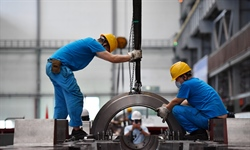 Factory output sees strong growth in Aug