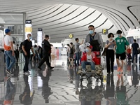 Beijing's Daxing airport sees over 10 million passenger trips