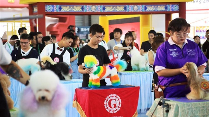1,600 exhibitors at 22nd Pet Fair Asia