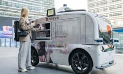 Driverless 5G vehicles bring takeaway to your doorstep in Chinese city