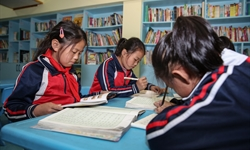 China sees advances in popularization of education at all levels