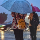 Blue alert for rainstorms stays for parts of China