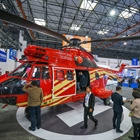 5th China Helicopter Exposition opens in north China's Tianjin
