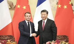 Xi eyes new driving forces for China-France cooperation