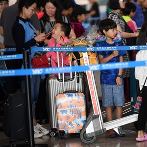 Chinese passport holders may travel to more destinations: survey