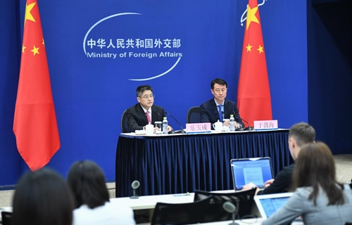 Healthy Sino-U.S. relationship 'encouraged'