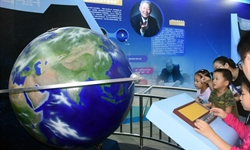 China promotes public scientific literacy