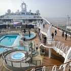 Cruise ship MSC Splendida starts service in homeport in Tianjin