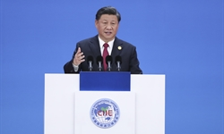 Xi's CIIE speech conveys China's message of openness, globalization: observer