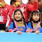 15th Mojiang International Twins Festival held in SW China's Yunnan