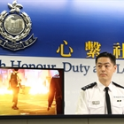 HK police chief urges rioters to end violence ahead of Beijing visit